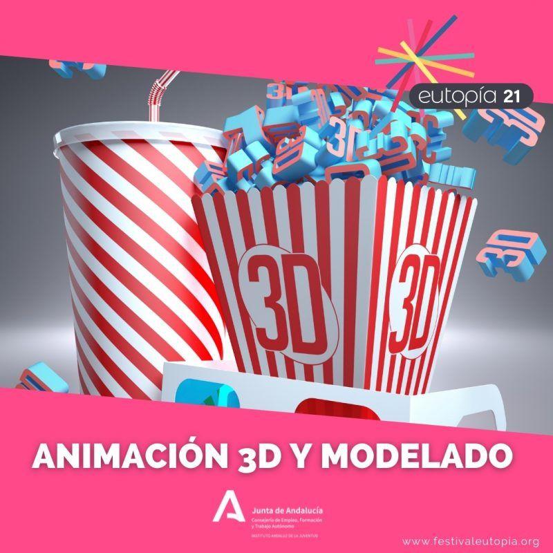 ANIMACIÓN 3D Y MODELADO _ ARTES PLASTICAS