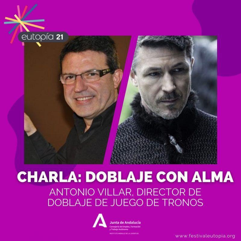 DOBLAJE CON ALMA _ PODCASTING Y DOBLAJE