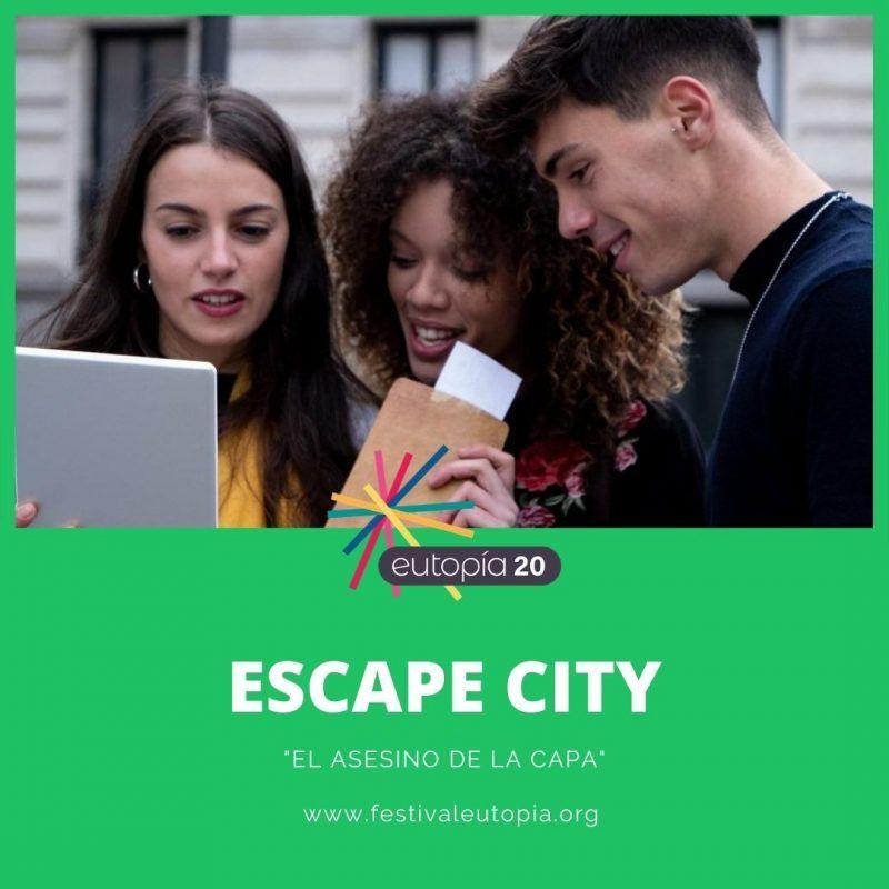 ESCAPE-CITY