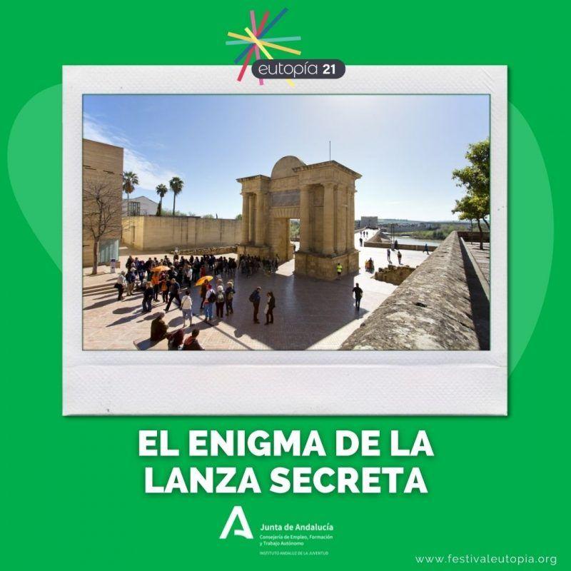 LA ENIGMA DE LA LANZA SECRETA _ NARRATIVA Y ROL