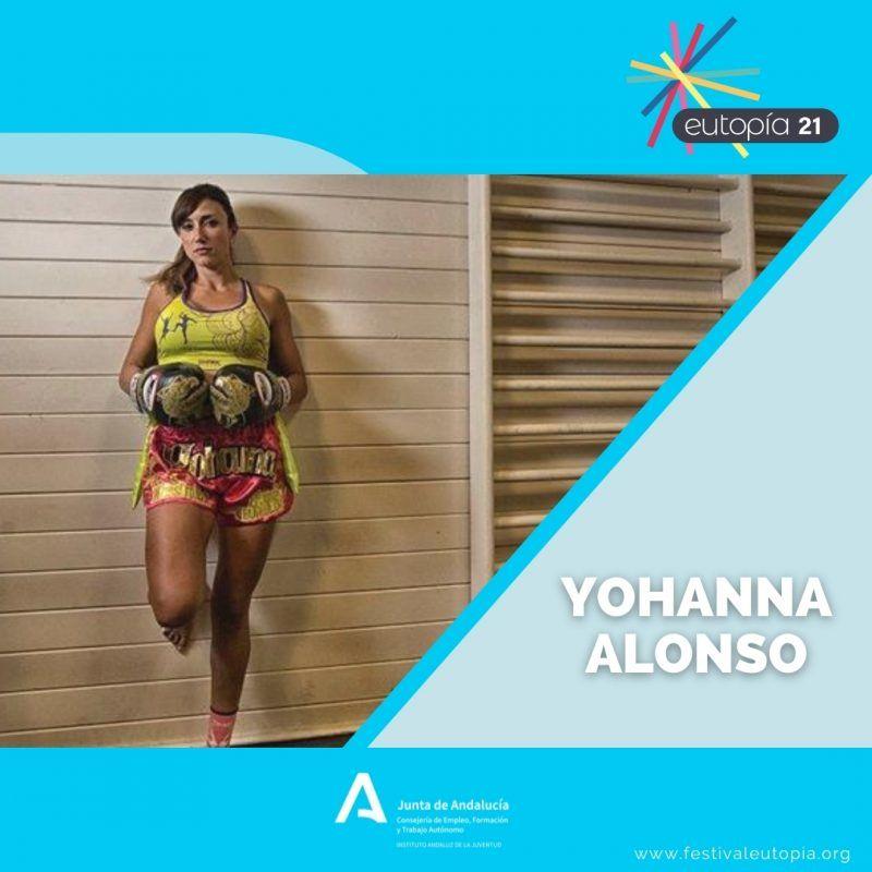 YOHANNA ALONSO DEPORTES